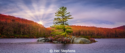 Hec_Stephens_Sunrise At Lake Kanawake_Second Place_EOY Color B_20180512