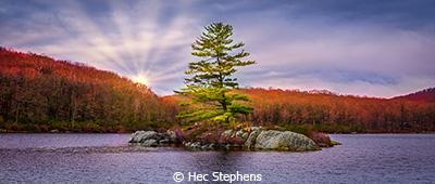 Hec_Stephens_Sunrise At Lake Kanawake_Second Place_EOY Color B_20180512