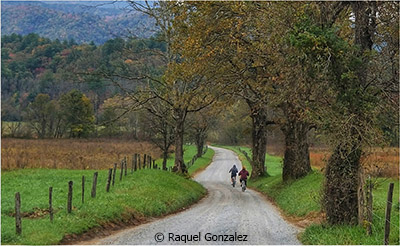 Raquel_Gonzalez_Bikers on the Road_Image of the Month_February Theme Leading Lines_20180203