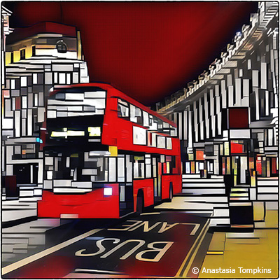May Altered Reality_Tompkins_Anastasia_mondrian bus london